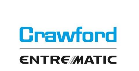 Crawford garageportar logo