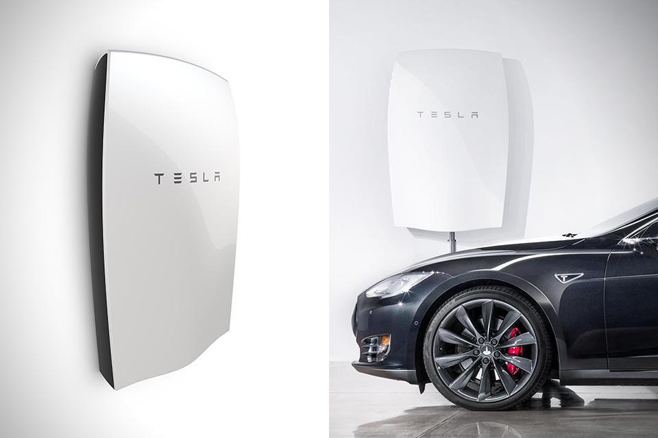 """Powerwall"" från Tesla"