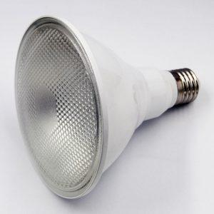 Vägtlampa vit