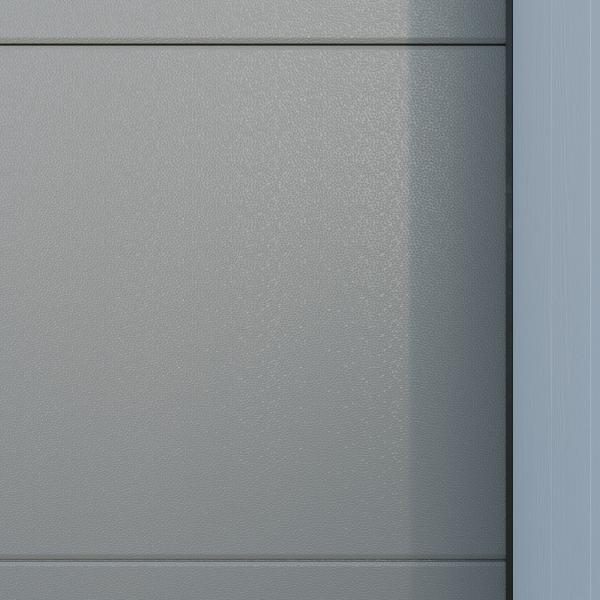 Crawford Style Brilliant Grå aluminium
